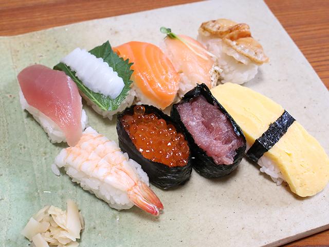 寿司の何が悪いかというと、この状態で出てくるのが悪いのだ仮説。
