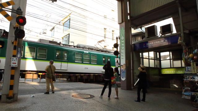 最寄り駅は京阪電車「伏見桃山」駅。伏見といえば、あの伏見稲荷神社を思い受かべるかもしれないけれど、ここからはけっこう遠い。