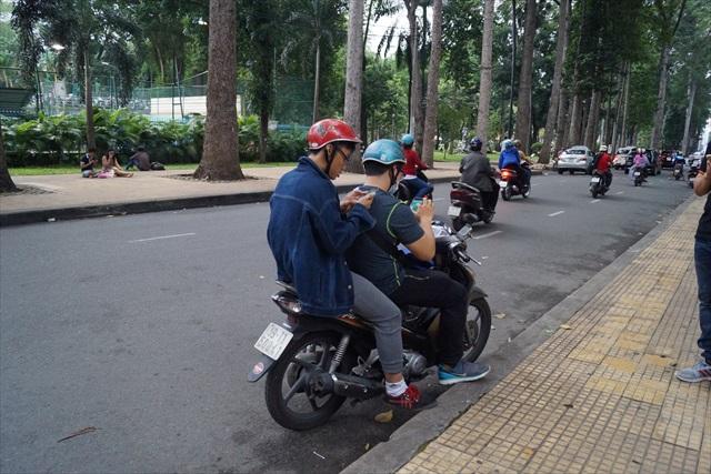 バイク乗りまで!