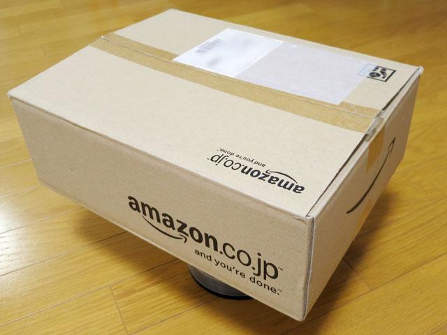 さらに古い箱は、型番らしき英数字の記載が一切ない(2003年頃?)。バーコードもないし、いま見ると非常にシンプルである。これより古い箱は持ってないのだが、Amazon.co.jpのオープンが2000年末だったことを考えると、黎明期の箱なのは確かである