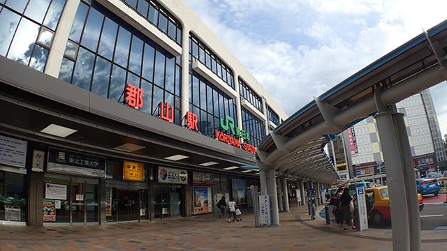 新幹線でびゅーんと行けるから手軽です。