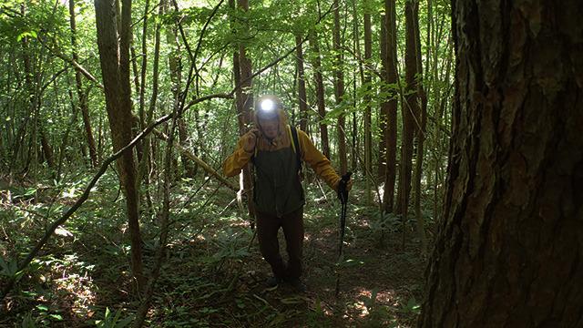 出てくれ、森さん、出てくれ!
