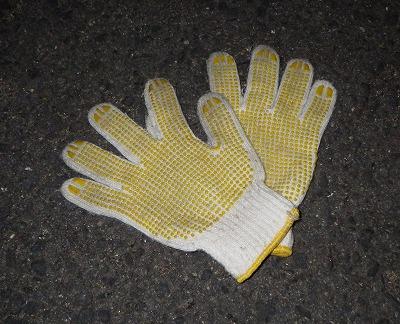 僕はあえて使用しなかったが、どんな種類であれ大型爬虫類を取り扱う場合は手を保護する手袋を用意した方がいい。最低でも軍手、できれば革手袋などがあると安心。