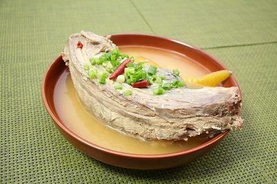 イグアナの参鶏湯風