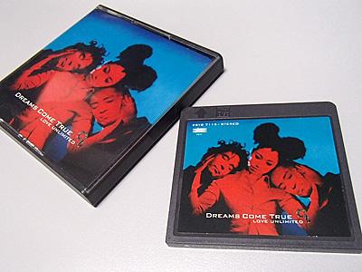 家になぜかドリカムのMDで販売されたアルバムがある。MDの収録時間は通常だと長くて80分でした。