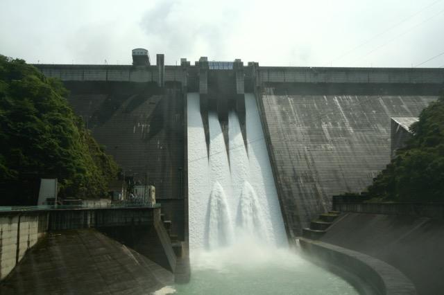 下久保ダムも東京の水源としてとても重要