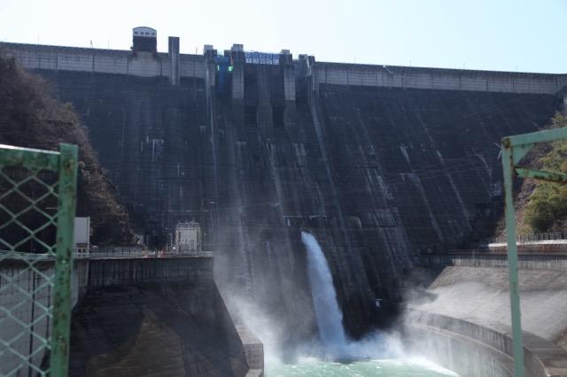 節水したら下久保ダムの放流も少し減らせるだろうか