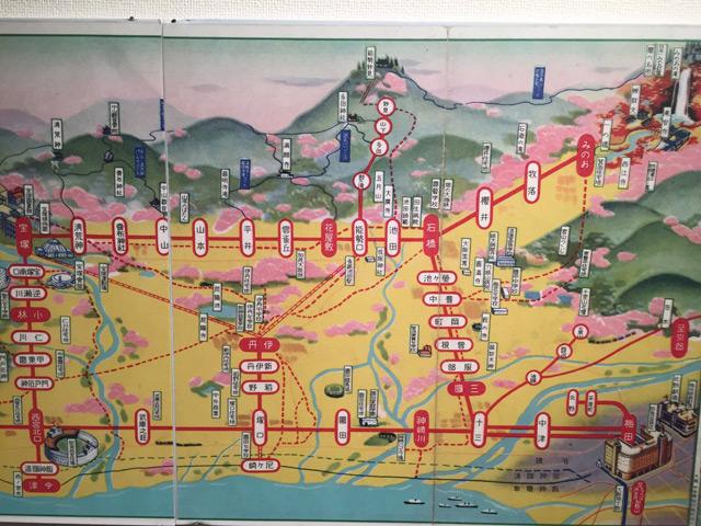 阪神鳥瞰図・投稿:象の神的な