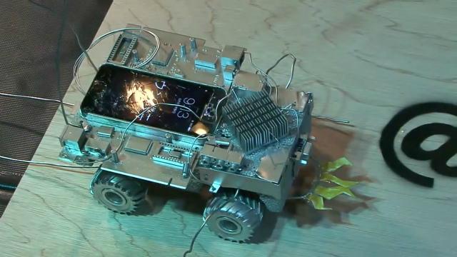 DJ Robot(米日混成:Hebomate)