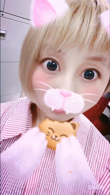 さっきのアイドルの子がアプリでフィルターを使った写真。