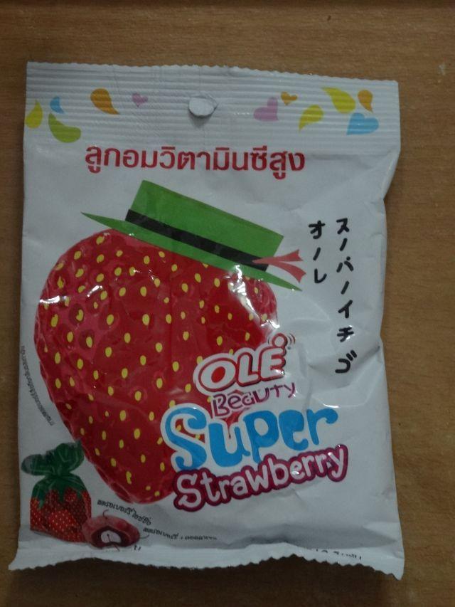 タイ。「スーパーイチゴオーレ」 「スノパノイチゴオノレ」と読みたい。おのれ。