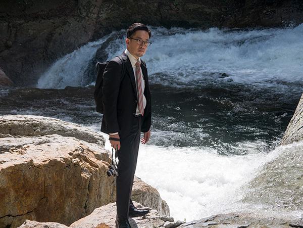 この滝も凄いが、これよりすごいのがこの先に