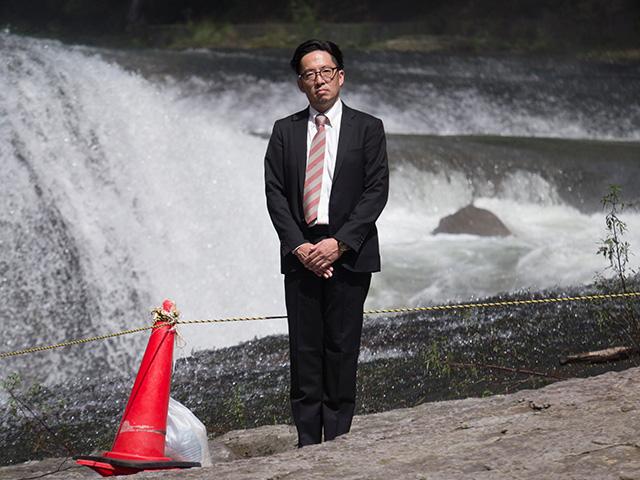 ようこそ、吹割の滝へ
