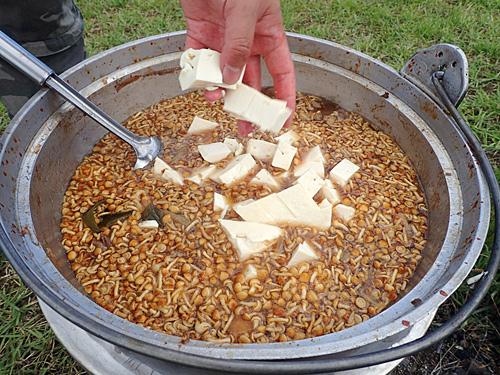 そこに豆腐のやさしい食感もプラス。
