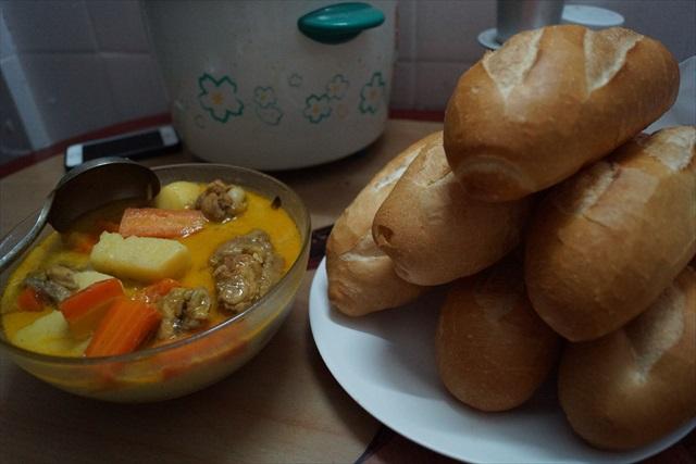 バインミー(フランスパン)!