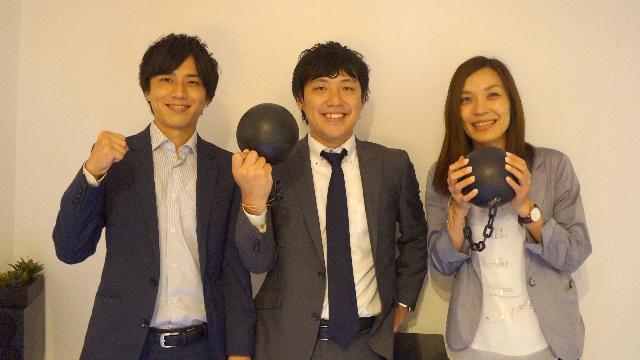 ちなみにスーツの3人は@niftyでんきの担当者でした。