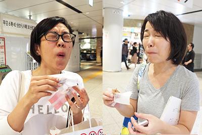 最後にしょっぱい方の梅食べた。これは日本人でもごはん無しでは食べれないやつだわ。外国人のみなさん、すみませんでした。