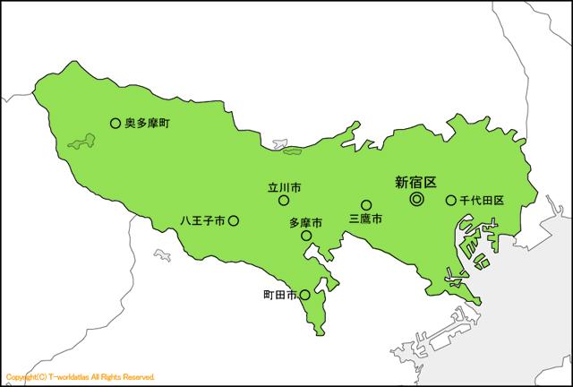町田市がイタリアに見える時、神奈川県は地中海の水なのである