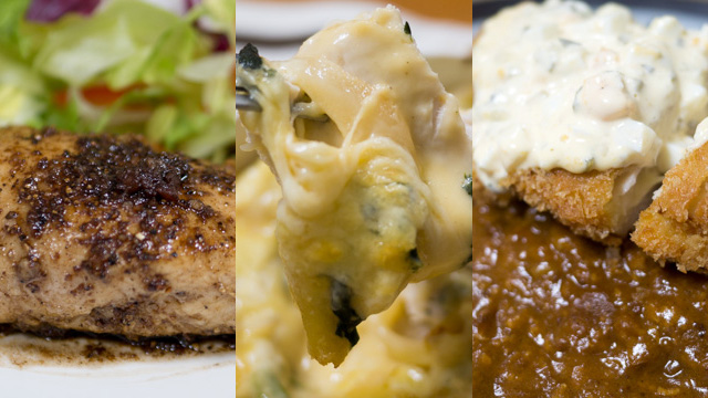 ヘルシーな食べ物として有名なサラダチキンを高カロリー化。味がついてて火が通ってるので料理の材料としてお手軽です。だいぶ野生を取り戻しました。(藤原)