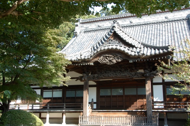 本当にお寺だったんだ、という謎の感慨