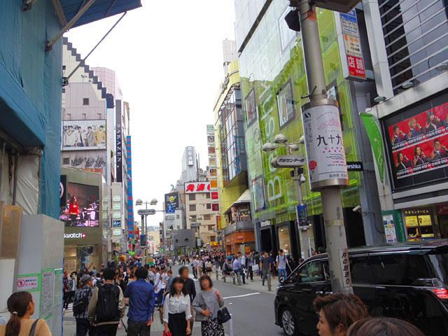 とりあえず渋谷に来た