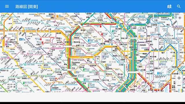 中学時代から手描きで路線図を描いていたマニアが作った路線図アプリがすごい! 簡略と詳細の絶妙なさじ加減を絶賛してきた。