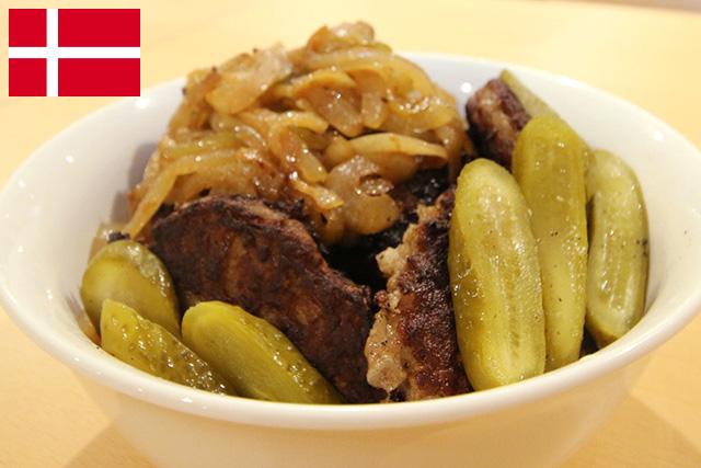 国民1人あたり12頭の豚を生産している豚肉王国デンマークは、ミートボールが美味い。