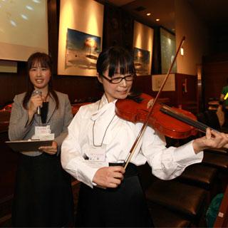市民オーケストラとイベント司会