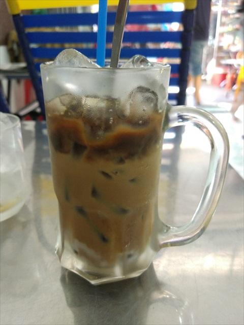 このグラデーションはいいコーヒーだ。
