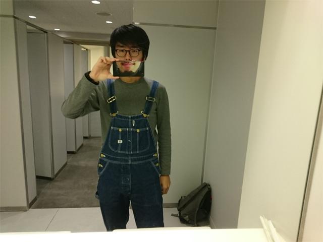「農夫ファッション。」