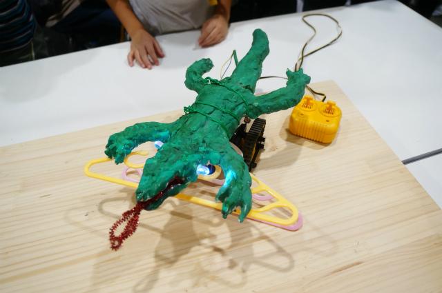 The Creature (Japan: Takeharu Tsuchiya)