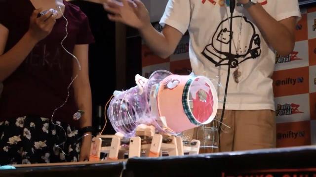 Summer crazy pig (Japan: Narajo☆Mekabu)