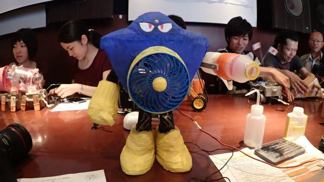 Air Man (Hong Kong: Can't Beat Air Man)