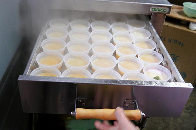 茶碗蒸し専用蒸し器なんてあったのか
