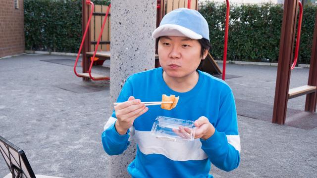 ちなみにいなり寿司も食べてみたのだがこれも普通に食べるより、いなり寿司的な甘み以外の味わいを強く感じた。これもブタゴリラ効果かもしれない。