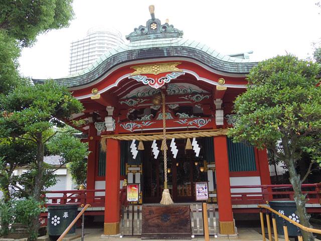 東京押上・高木神社