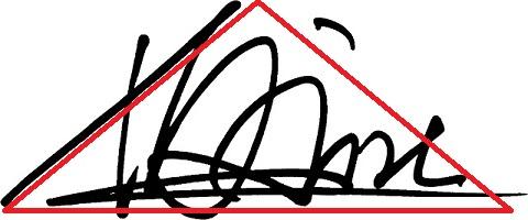 坂内和士さん。底辺がしっかりした三角形の構図は安定したイメージになる