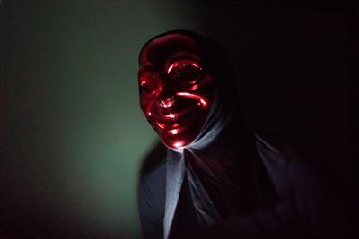 一応撮ったけど結局使わなかった悪霊の体の写真です。