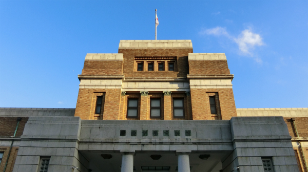 旧国立科学博物館は絶対パワースポットだと思う。