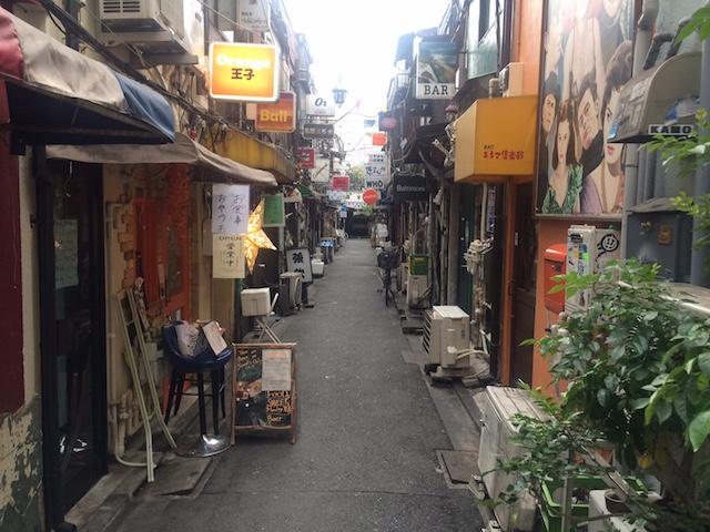 新宿「ゴールデン街」