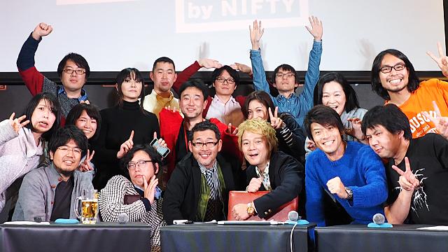 藤村忠寿ディレクターと、しょっぱな「華がないもんなー」と一蹴されたデイリー勢