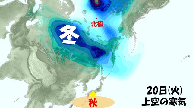 強い寒気(冬将軍)はロシアにいるが、風が呼んでも、今週は出てこようとせず。おかげで日本は暖かく。