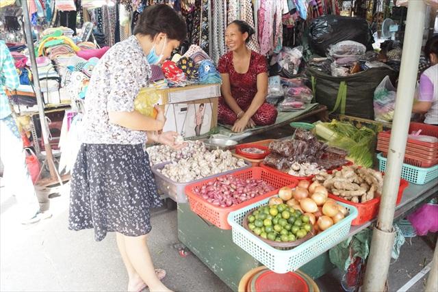 野菜が売られていると思いきや、