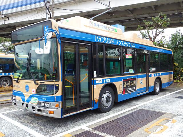 ちなみに通常の横浜市営バスはこんな感じ