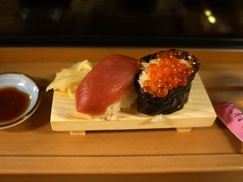 いいんだ、お寿司は美味しかったから。