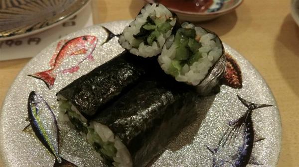 広島菜はあった。シャキシャキがおいしい。