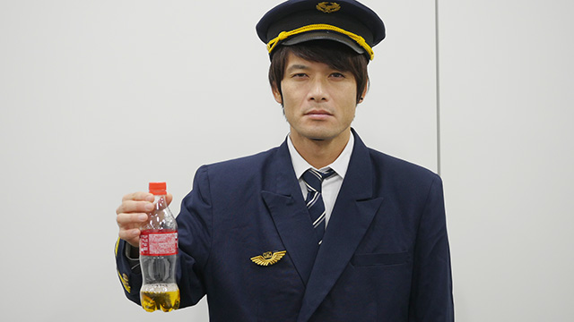でも無事に着陸できてよかった……パイロットの恥よりも乗客の命である