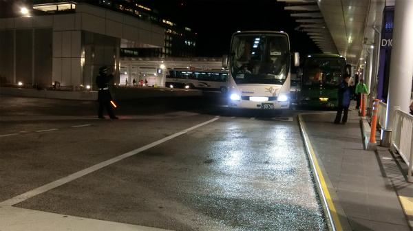 このバスかな。九州男児のようなしっかりとしたバスだと思うのでこれじゃないだろうな。
