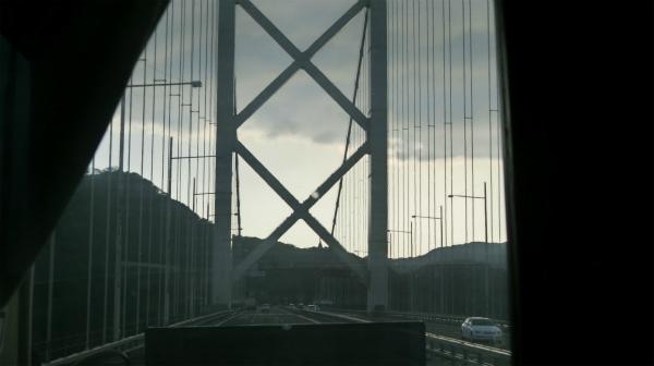 これが関門橋か。