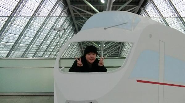小田原に行った記念。